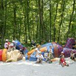 Luxemburgi gyerekprogramok: beltéri játszóterek